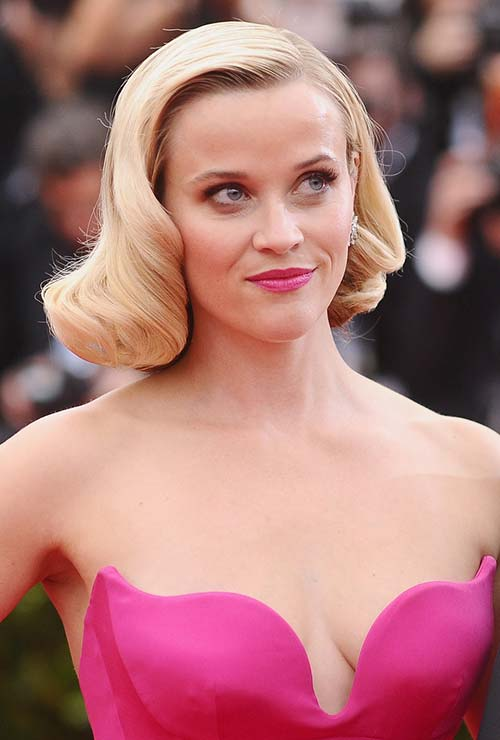 20 Short Hairstyles Celebs Love to Wear: Reese Witherspoon