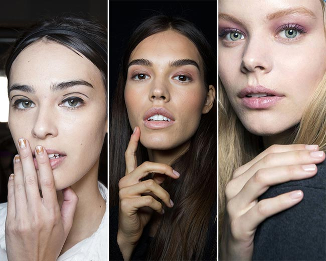 Spring/ Summer 2015 Nail Trends: Short Nails