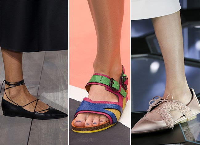 Spring/ Summer 2015 Shoe Trends: Flats