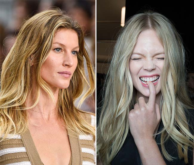 Spring/ Summer 2015 Wavy Hairstyles Taken from The Runway: Cool Girl Waves