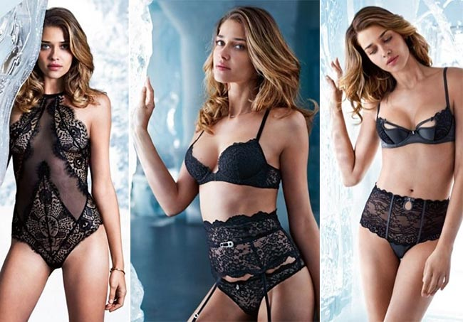 Intimissimi Winter 2014-2015 Lingerie Collection