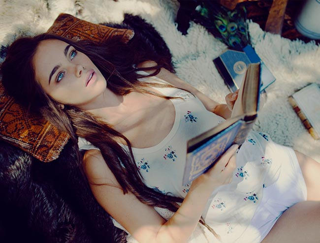 Wildfox Couture Spring 2015 Campaign: Gypsy