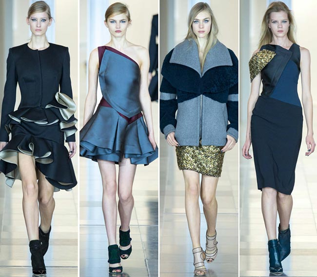 Antonio Berardi Fall/Winter 2015-2016 Collection - London Fashion Week