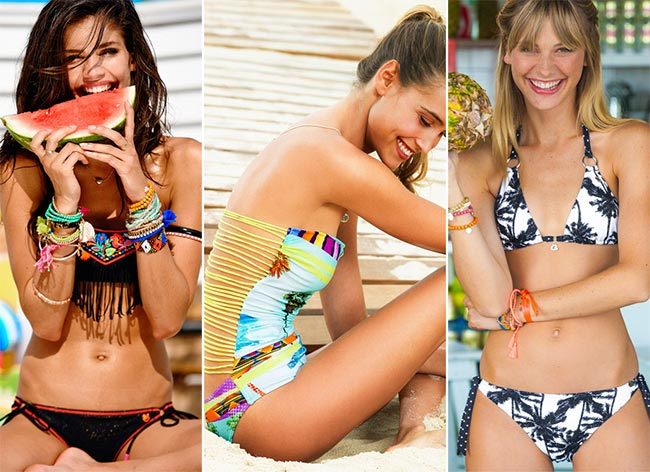 Banana Moon Swimwear 2015 Collection