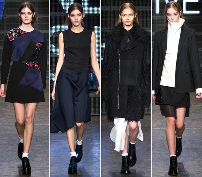 DKNY Fall/Winter 2015-2016 Collection - New York Fashion Week