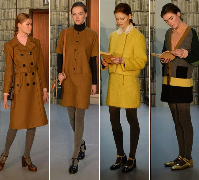 Orla Kiely Fall/Winter 2015-2016 Collection