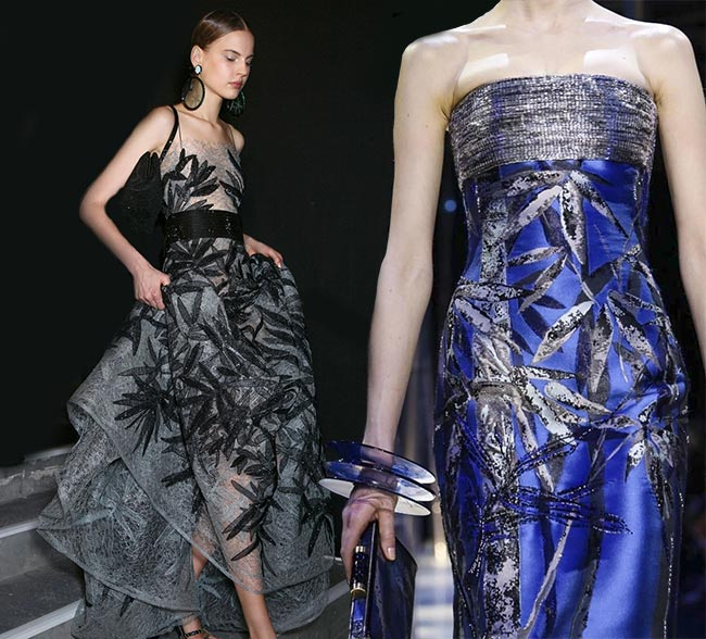 Spring 2015 Floral Couture Trend: Armani Prive