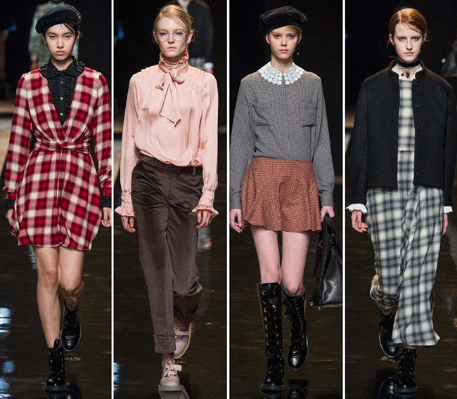 Paul & Joe Fall/Winter 2015-2016 Collection - Paris Fashion Week