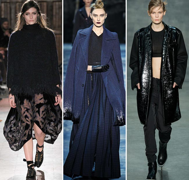 Fall/ Winter 2015-2016 Fashion Trends: Gothic Glam