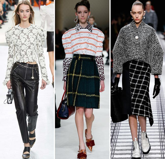 Fall/ Winter 2015-2016 Fashion Trends: Puffy Sleeves