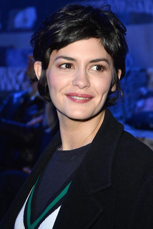 Short Hairstyle Ideas: Audrey Tautou Pixie Haircut