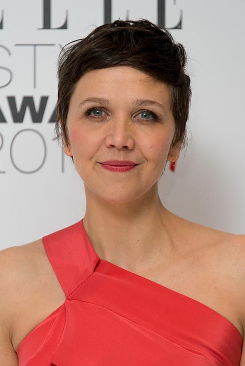 Short Hairstyle Ideas: Maggie Gyllenhaal Pixie Haircut