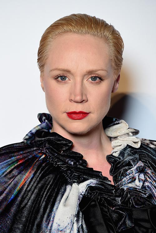 Short Hairstyle Ideas: Gwendoline Christie Short Straight Hair