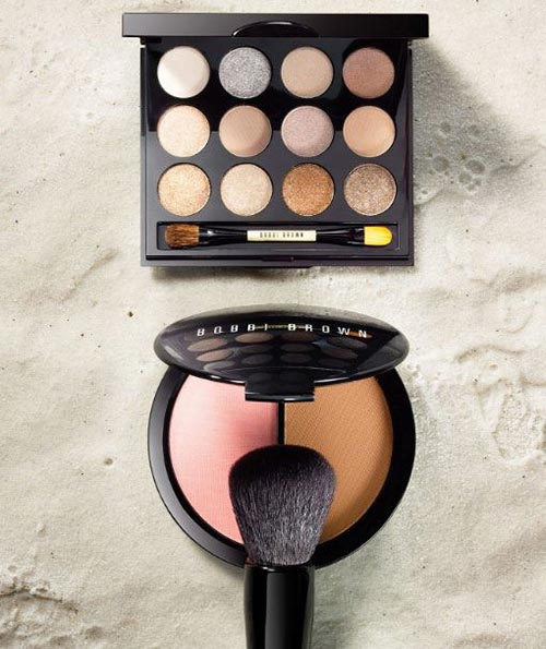 Bobbi Brown Sandy Nudes Summer 2015 Makeup Collection