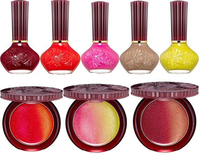 Paul & Joe Midnight Sangria Summer 2015 Makeup Collection