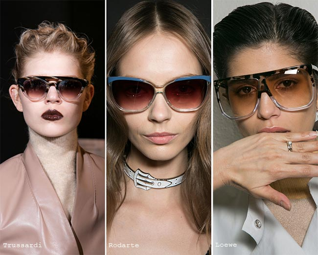 Fall/ Winter 2015-2016 Eyewear Trends: Sunglasses With Ombre Lenses