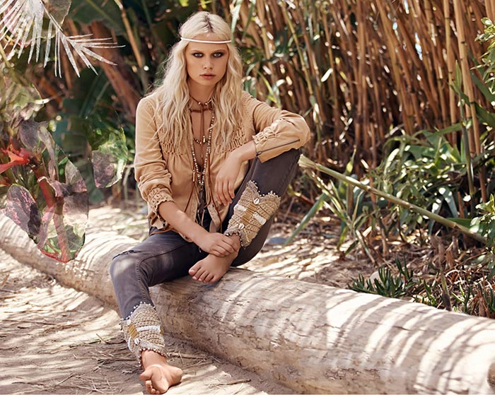 Free People July 2015 Lookbook