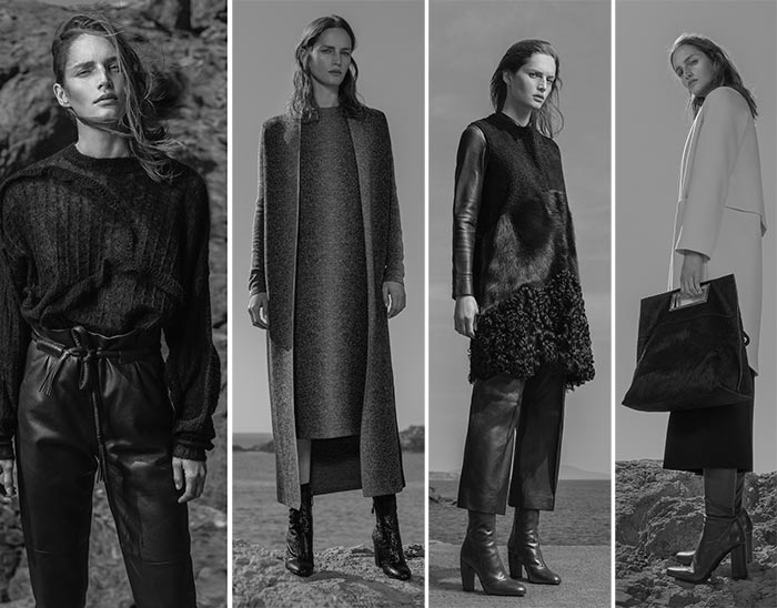 Uterque Fall/Winter 2015-2016 Campaign