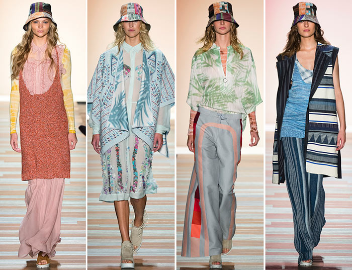 BCBG Max Azria Spring/Summer 2016 Collection
