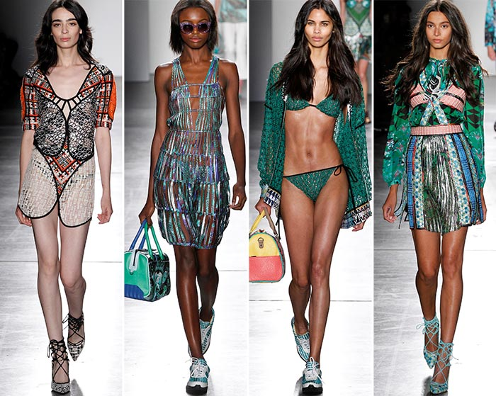 Custo Barcelona Spring/Summer 2016 Collection