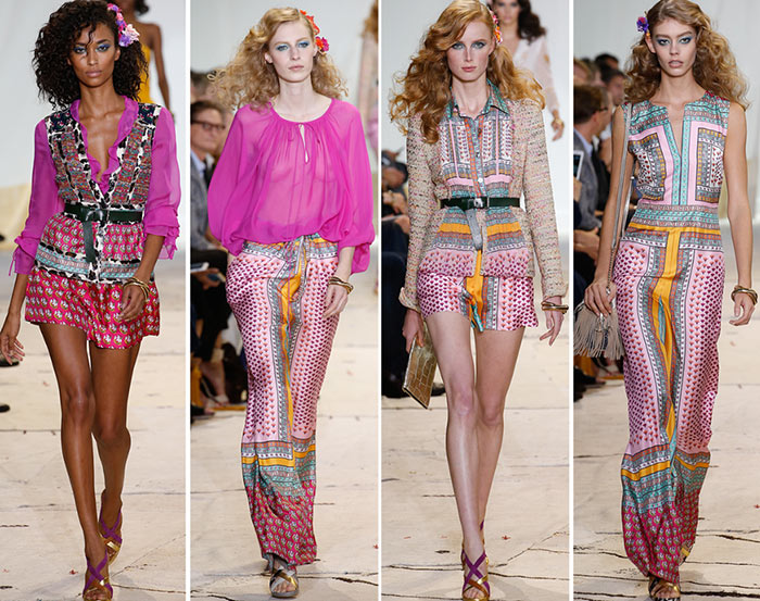 Diane von Furstenberg Spring/Summer 2016 Collection