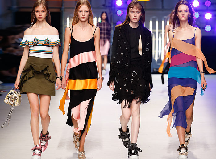 MSGM Spring/Summer 2016 Collection