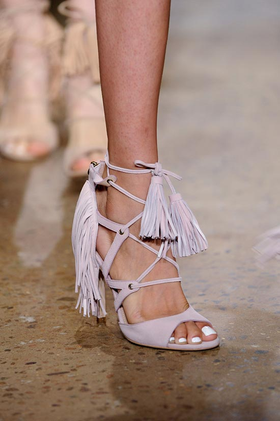 NYFW Spring 2016 Accessories: Marissa Webb Shoes