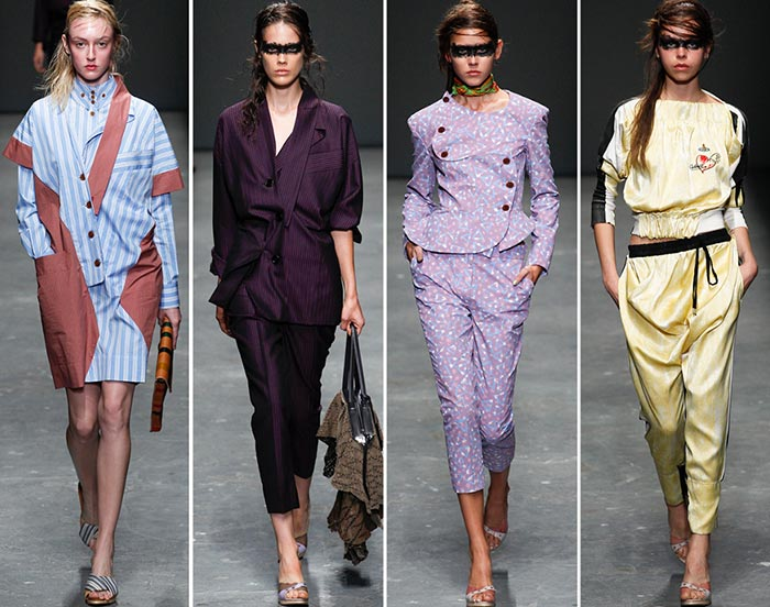 Vivienne Westwood Red Label Spring/Summer 2016 Collection