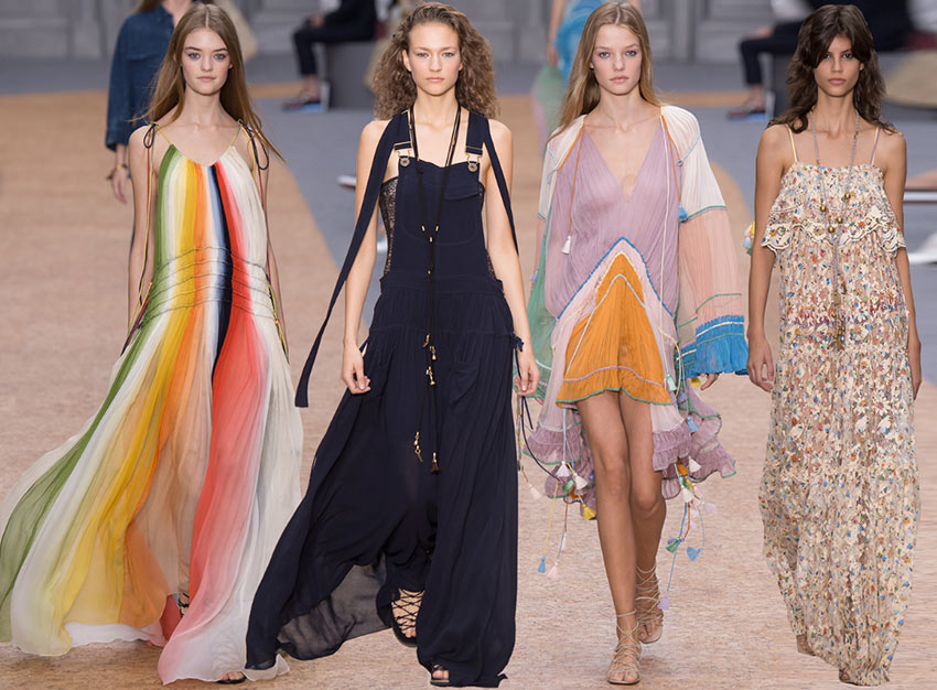 Chloe Spring/Summer 2016 Collection