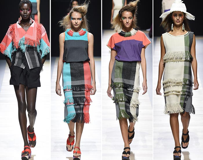 Issey Miyake Spring/Summer 2016 Collection
