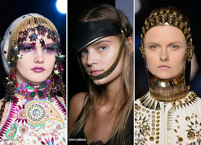 Spring/ Summer 2016 Hair Accessory Trends: Asian Hair Accessories