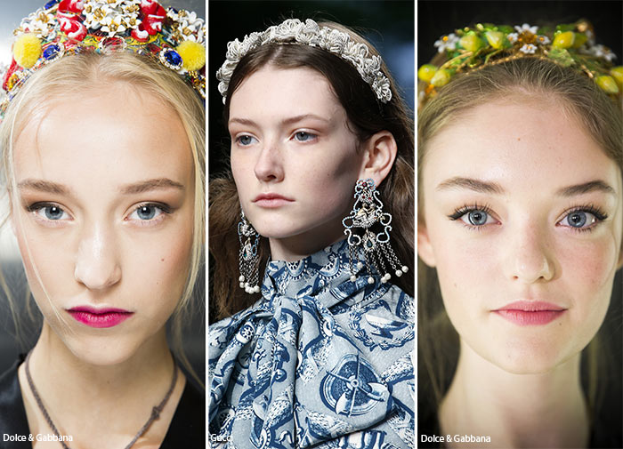 Spring/ Summer 2016 Hair Accessory Trends: Headbands