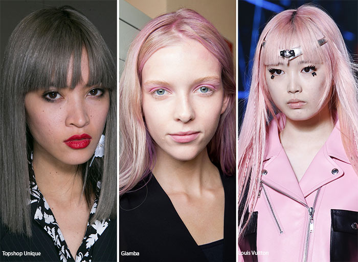 Spring/ Summer 2016 Hair Color Trends