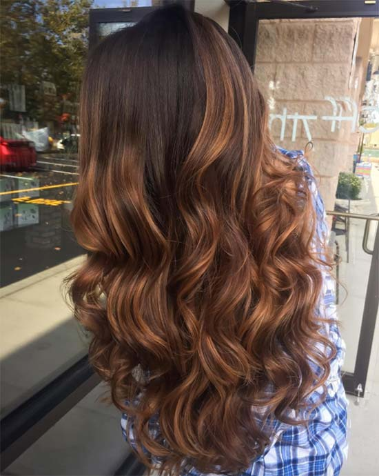 Balayage Hair Color Ideas