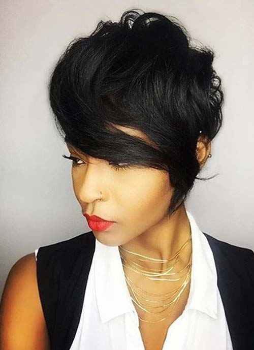 Short Hairstyles for Women: Bob Pixie