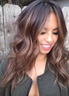 20 Pretty Chocolate Mauve Hair Colors  Ideas to Inspire   Fashionisers Chocolate Mauve Hair Color Ideas