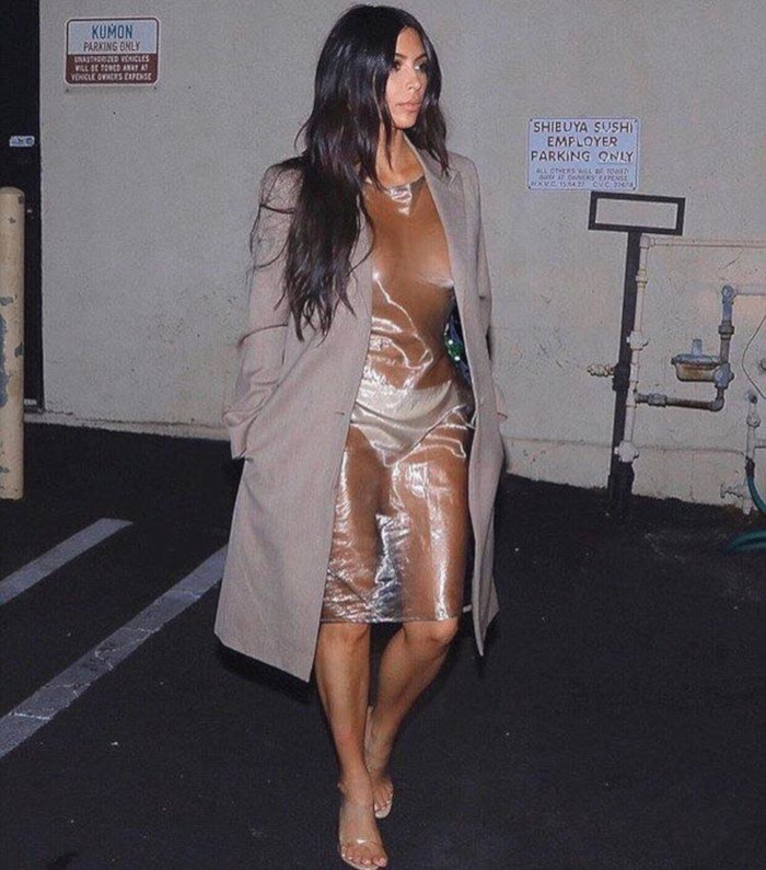 Kim Kardashians Most Naked Looks