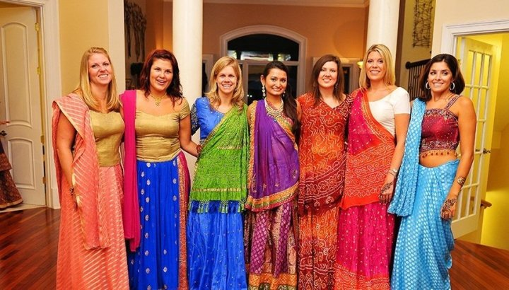 What To Wear To A Sangeet Ceremony Tips for dressing to Sangeet
