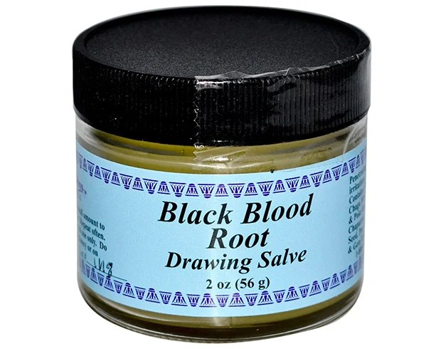 Drawing Salve Cure Cysts Can