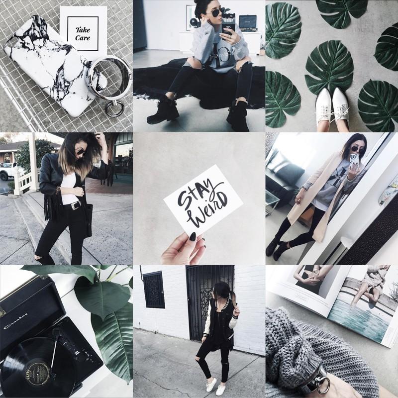 Blogging BTS | How I Edit My Instagram Photos