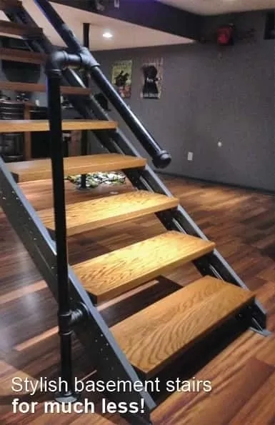 Fast Stairs Stringer Kits Easy To Use Under 1 Hour | Wood Steps For Sale | Wood Hand | Home | Design | Non Slip | Platform