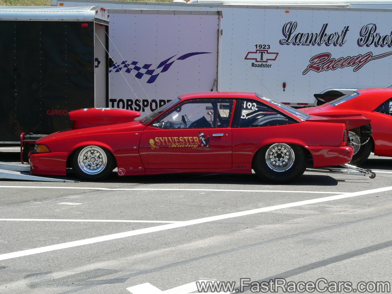 Drag Racing Nova Super Sport