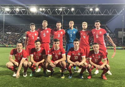 Under 21s lose to group leaders in Cluj