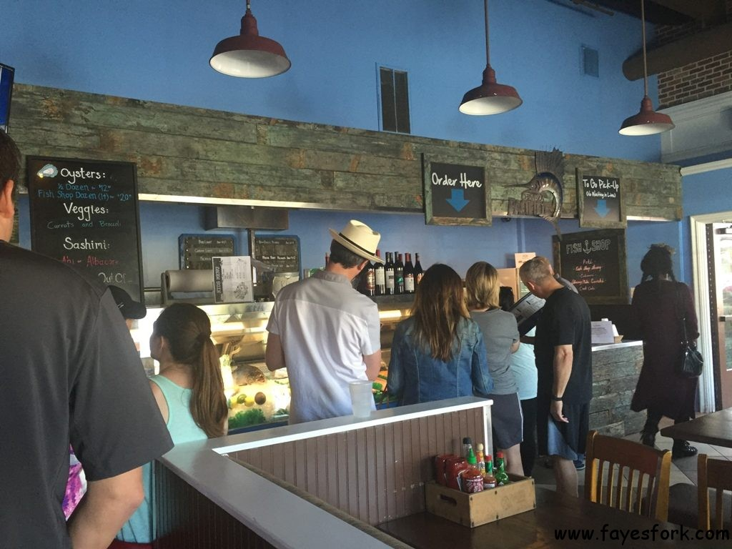 Fish Shop 101 Encinitas