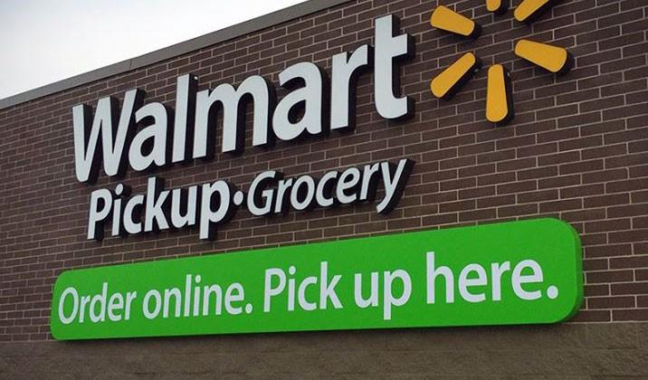 Order Groceries Online Pickup