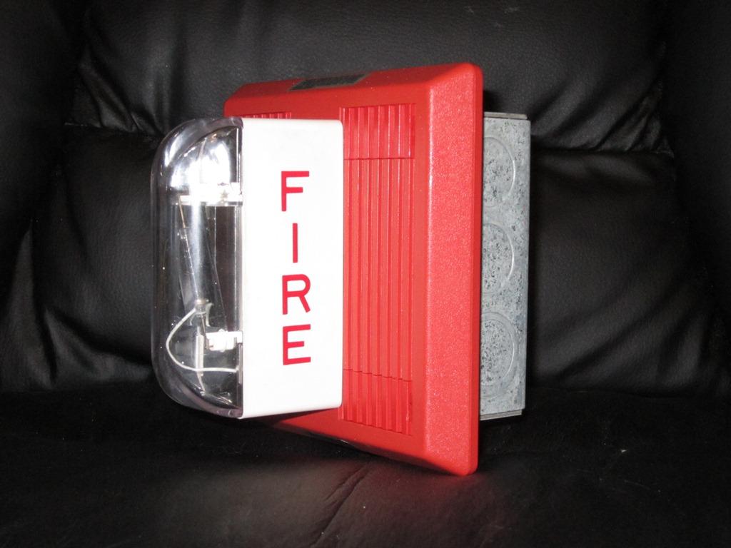 Fire Alarm Sounds