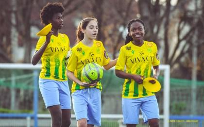 FC Nantes    Girls's soccer faculty