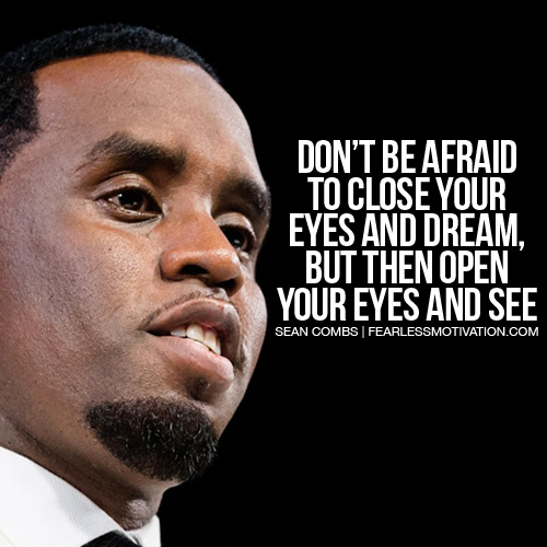 10 Of The Best P Diddy Quotes: Success Tips From Sean Combs