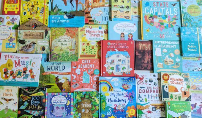 400 X 150 Usborne Books