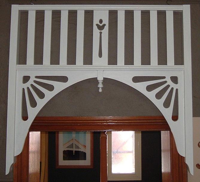Archway Doors Interior